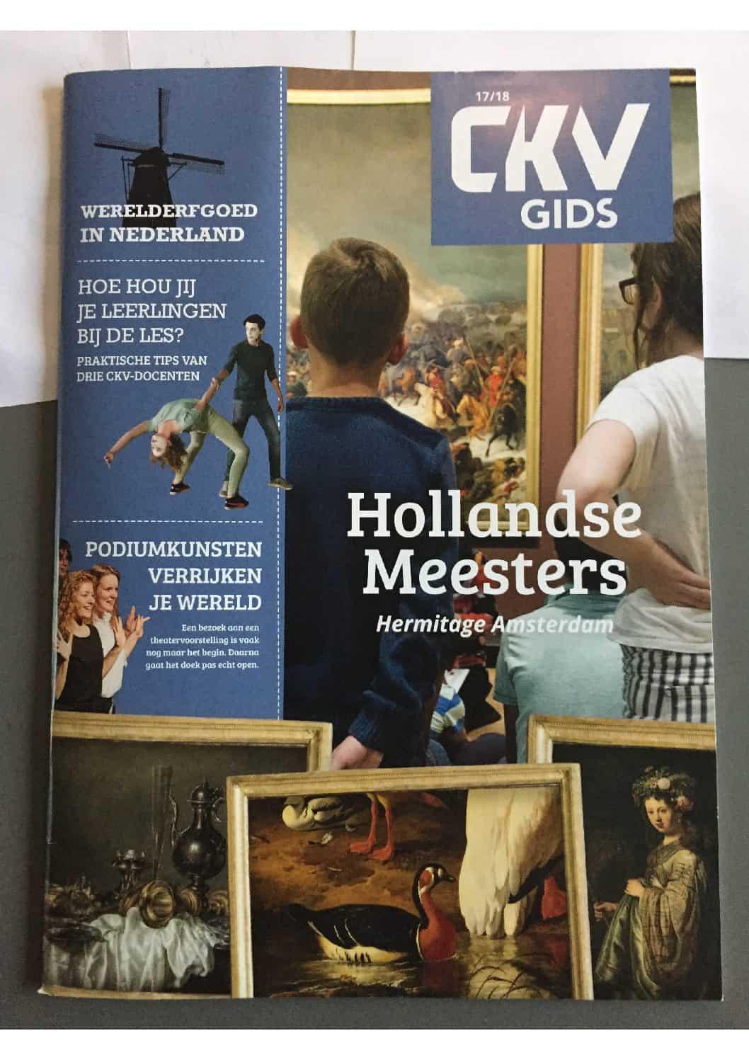 Werelderfgoederen in Nederland CKV gids 2017/2018