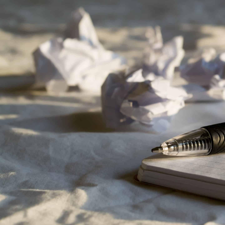Tekstschrijver, een vak apart
